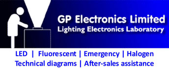 GP Electronics logo